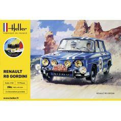 STARTER KIT Renault R8 Gordini 1/24