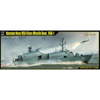 Russian Navy OSA Class Missile Boat, OSA-1 1/72