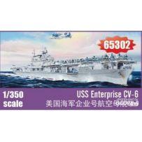 U.S. Navy Enterprise Aircraft Carrier CV-6 1/350