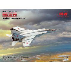 MiG-25PU, Soviet Training Aircraft 1/72