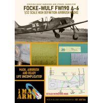 WH Focke Wulf 190 A6 1/32