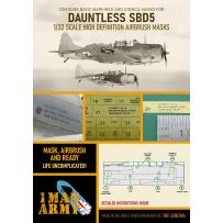 WH SBD-5 Dauntless 1/32