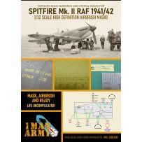 WH Spitfire MKI/II RAF 1941/42 1/32
