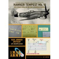 WH Hawker Tempest MK V 1/32