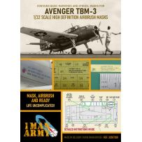 WH TBM 3/3E Avenger 1/32