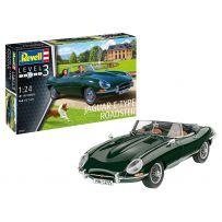 Jaguar E-Type Roadster 1/24