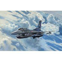 Lockheed Martin F-16D Tigermeet 2014 1/72