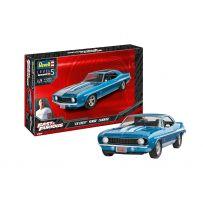 Fast & Furious 1969 Chevy Camaro Yenko 1/25