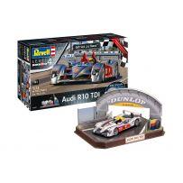 Geschenkset Audi R10 TDI LeMans + 3D Puzzle 1/24