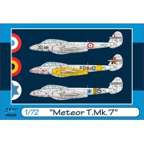 Meteor T.Mk.7 1/72