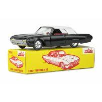 Ford thunderbird black 1/43