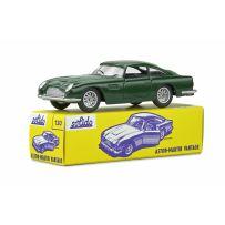 Aston Marin DB5 British racing green 1/43