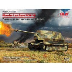 Marder I basé sur le FCM 36 1/35