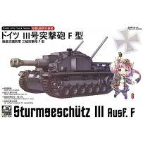 Sturmgeschütz III Ausf.F / Type 3 Assault Artillery F (Egg)