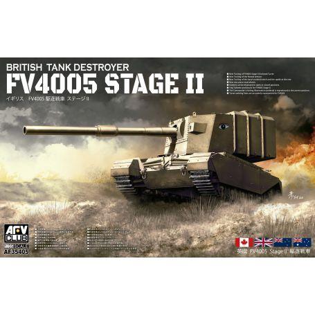 British Tank Destroyer FV4005 Stage II 1/35
