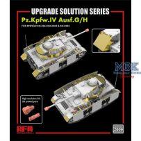 Upgrade set for 5046 5053 & 5055 Pz.IV Ausf.G/ H 1/35