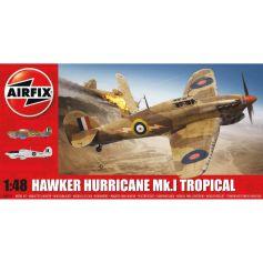 Hawker Hurricane Mk.I - Tropical 1/48