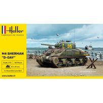 M4 Sherman (D-Day) 1/72