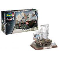 SpPz2 Luchs & 3D Puzzle Diorama 1/35