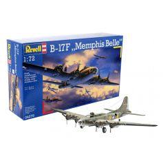Revell 04279 - B-17F Memphis Belle 1/72