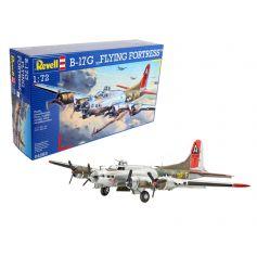 Revell 04283 - B-17G Flying Fortress 1/72