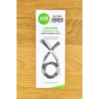 Lead Wire - Round Ø 0,7 mm x 250 mm (16 pcs)