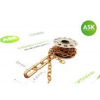Chain: Coarse - 50 cm long (brass)
