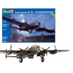 Revell 04295 - Lancaster B.III DAMBUSTERS 1/72