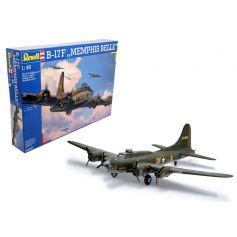 Revell 04297 - B-17F Memphis Belle 1/48