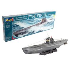 Revell 05100 - U-Boot Type VII C/41 1/144
