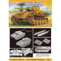 Sd.Kfz.171 Panther Ausf.F 1/72
