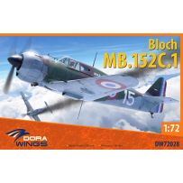 Bloch MB.152C.1 1/72