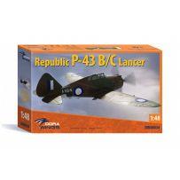Republic P-43B/C Lancer 1/48