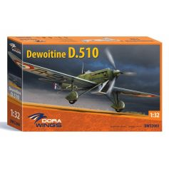 Dewoitine D.510 (Squadron Etampes- France) 1/32