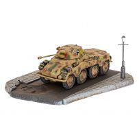 First Diorama Set - Sd.Kfz. 234/2 Puma 1/76