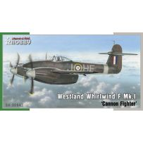 Westland Whirlwind Mk.I (Cannon Fighter) 1/32