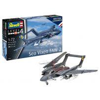 Model Set Sea Vixen FAW 2 1/72