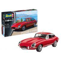 Model Set Jaguar E-Type (Coupé) 1/24