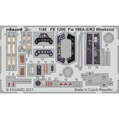 Fw 190A-8/ R2 Weekend 1/48
