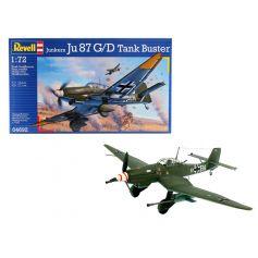 Junkers Ju87 G/D Tank Buster 1/72