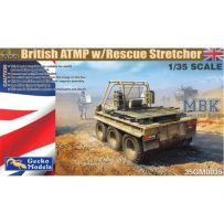 ATMP britannique avec civières de sauvetage 1/35