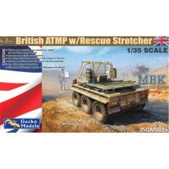 British ATMP w/ Rescue Stretchers 1/35