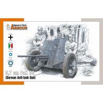 3,7 cm PaK 36 (German Anti-tank Gun) 1/72