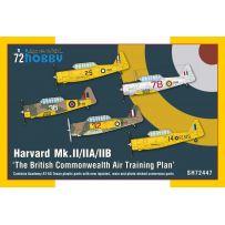 Harvard Mk.II/IIA/IIB (The British Commonwealth Air Training Plan) 1/72