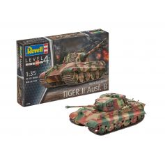 Revell 03249 - Tiger II Ausf.B (Henschel Turr) 1/35