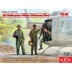 US Helicopter Pilots (Vietnam War) 1/32