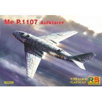 Me P.1107 Aufklärer 1/72