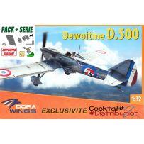 SET PACKPLUS Dewoitine D.500 1/32