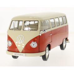 1963 Volkswagen T1 Bus (Window Van) 1/18