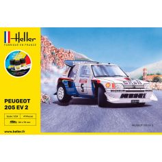 STARTER KIT Peugeot 205 EV 2 1/24